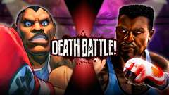 Balrog vs TJ Combo (Street Fighter vs Killer Instinct)