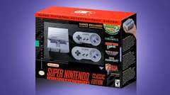 SNES and NES Classic Coming Back