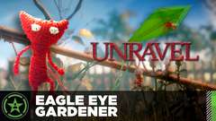 Unravel - Gardener and Eagle Eye Achievements