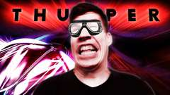 PURE ECSTASY - Thumper Gameplay