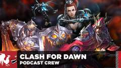 Clash for Dawn - The Rooster Teeth Podcast Crew
