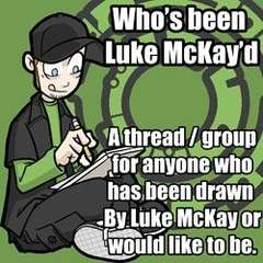 the who's been luke mckayed group
