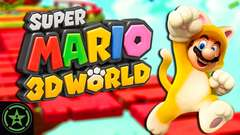 Super Mario 3D World - FULL STREAM
