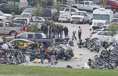 Waco Biker Shoot Out
