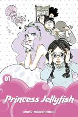 Live Action Princess Jellyfish