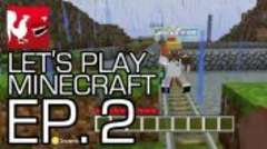 Lets Play Minecraft Ep 2