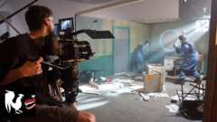 Destructibles in Real Life - Behind the Scenes