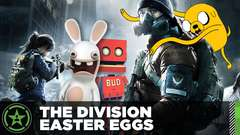 The Division – Adventure Time, Grow Home, and Raving Rabbids Easter Eggs