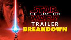 Star Wars: The Last Jedi THEORIES and Trailer Breakdown!