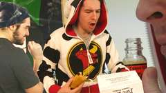 SPICY FAN MAIL DISASTER • Behind the Cow Chop