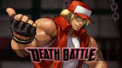 TERRY BOGARD KNUCKLES HIS WAY INTO DEATH BATTLE!