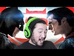 BATMAN V SUPERMAN : GRUDGE MATCH