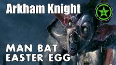 Batman Arkham Knight - Man Bat Easter Egg