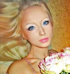 Real Life Barbie in Russia