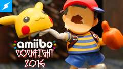 Amiibos Will DIE at SGC 2016!