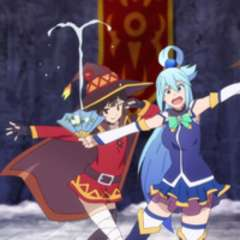 New Konosuba Project Announced