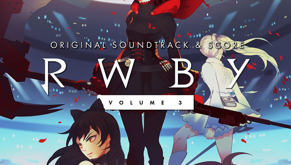 RWBY Volume 3 Soundtrack image