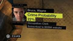 Watch Dogs Profiles