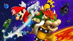THIS IS SOOOOOOO GOOD! - Super Mario Galaxy