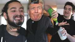 TRUMP & THE DIABOLICAL CONCOCTION • Behind the Cow Chop