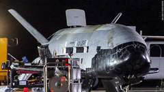 SpaceX Secret Air Force Space Plane