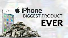 iPhone is the BIGGEST Product EVER!