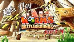 Worms Battlegrounds Part 4