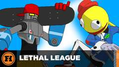 Let's Play - Lethal League with Funhaus