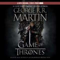 Game of Thrones on Audible
