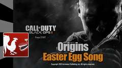 Call of Duty: Black Ops 2 - Origins Easter Egg Song