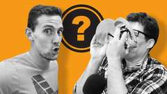 SNIFF CELEBRITY BUTTS? - Open Haus #73