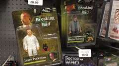 Toys R Us Breaking Bad