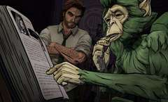 Wolf Among Us iOS