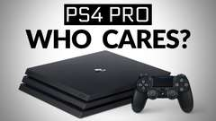 PS4 PRO: WHO CARES? - Dude Soup Podcast #87
