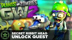 Plants vs. Zombies Garden Warfare 2 – Secret Ribbit Head Unlock Quest