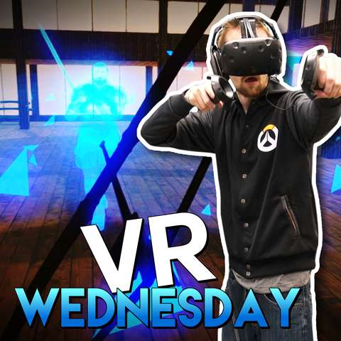VR Wednesdays