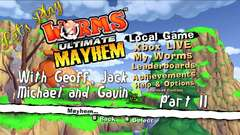Worms: Ultimate Mayhem Part 2