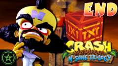 Let's Watch - Crash Bandicoot - Dr. Neo Cortex (Finale)