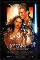 Star Wars Episode II- Attack of the Clones