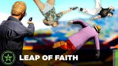 GTA V – Leap of Faith