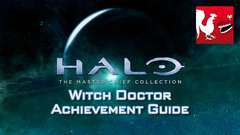 Halo: MCC [Halo 3] - Witch Doctor Guide