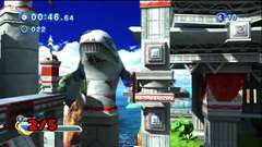 Sonic Generations - Red Ring Collector - Seaside Hill Zone
