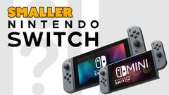 Nintendo Switch MINI? Um...