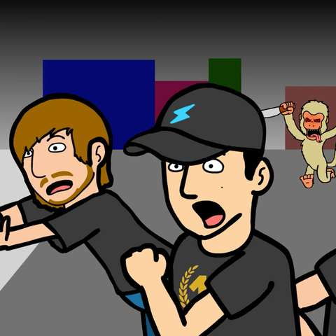 ScrewAttack Illustrated