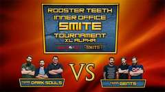 Rooster Teeth Inter-Office SMITE Tournament