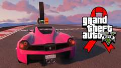 RACE FOR AIDS - GTA 5 Gameplay