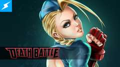 Cammy dives into DEATH BATTLE!