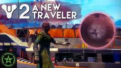 Destiny 2 - The New Traveler