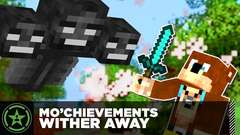 Minecraft – Episode 206 – Mo'Chievements: Wither Away