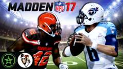 Madden 17 with Lazar Beam